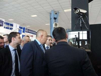 The Prime Minister Boyko Borisov: The Success of OPTIX Co. due to the Professionalism and Innovative Flair of the Company