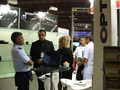 Rio de Janeiro met the world leaders in the defense and security market at LAAD 2011