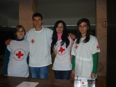 The Employees and the Management of the Company Were Actively Involved in Fundraising for Sick Children in the City