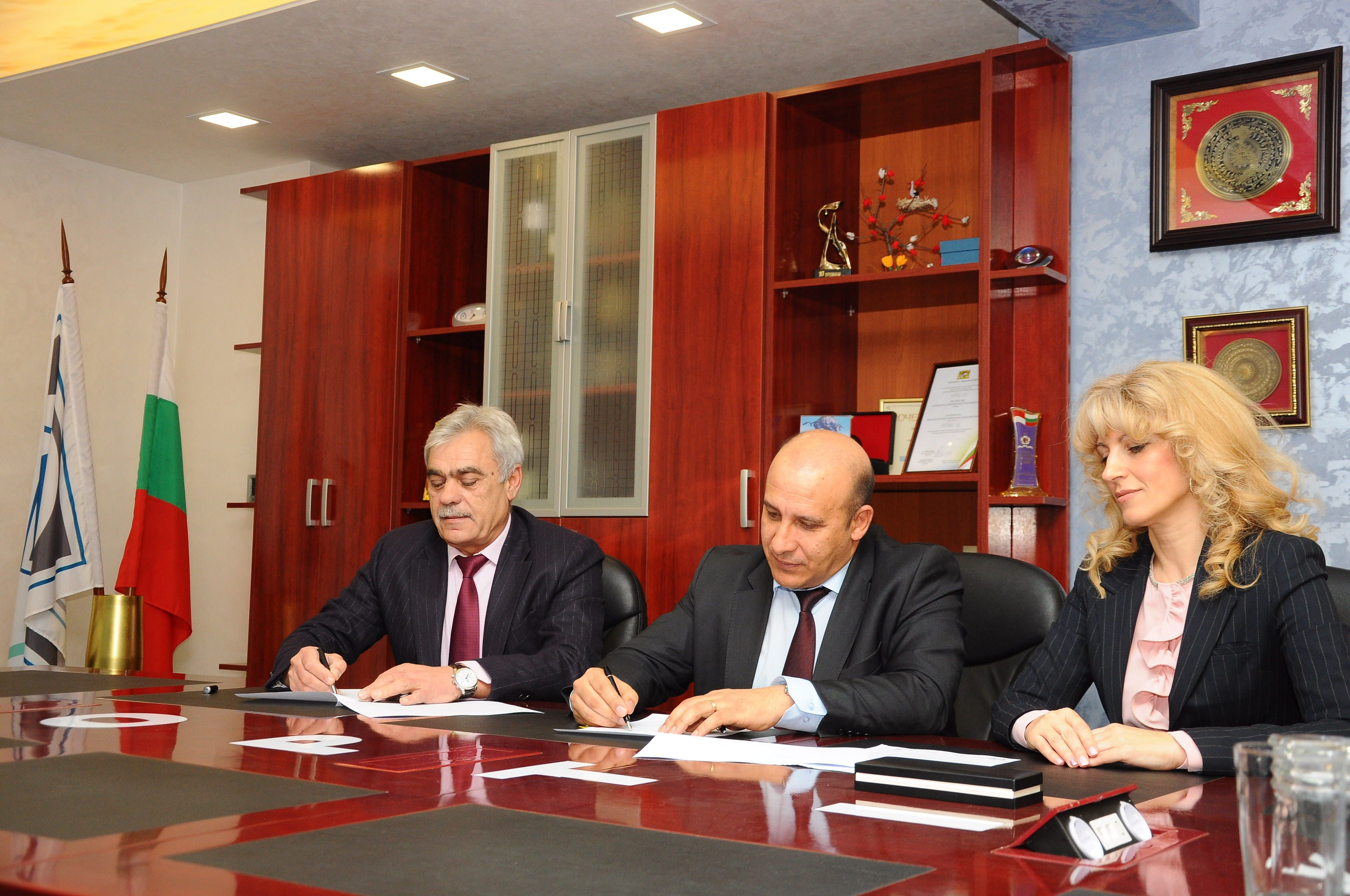 For the fifth consecutive year OPTIX and Municipality of Panagyurishte have signed a donation contract