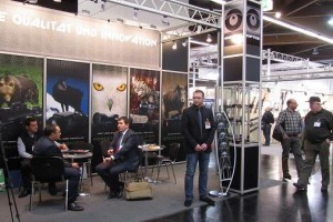 Exclucive Hunting Products during IWA Exhibition