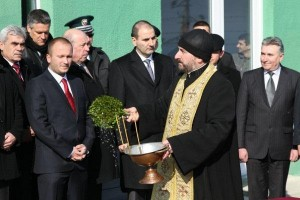 On 03.02.2011 was held the official opening of one of the strategic projects of the Republic of Bulgaria related to the monitoring and protecting the Black Sea frontier - Blue border