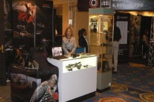 OPTIX Co Participated at SHOT SHOW 2010 – the Biggest Weapon Exhibition