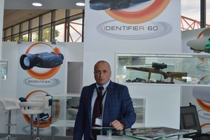 "OPTIX is participating in the international exhibition of defense equipment ""Hemus 2018"""