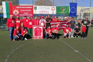 OPTIX supported a children's football tournament in Panagurishte