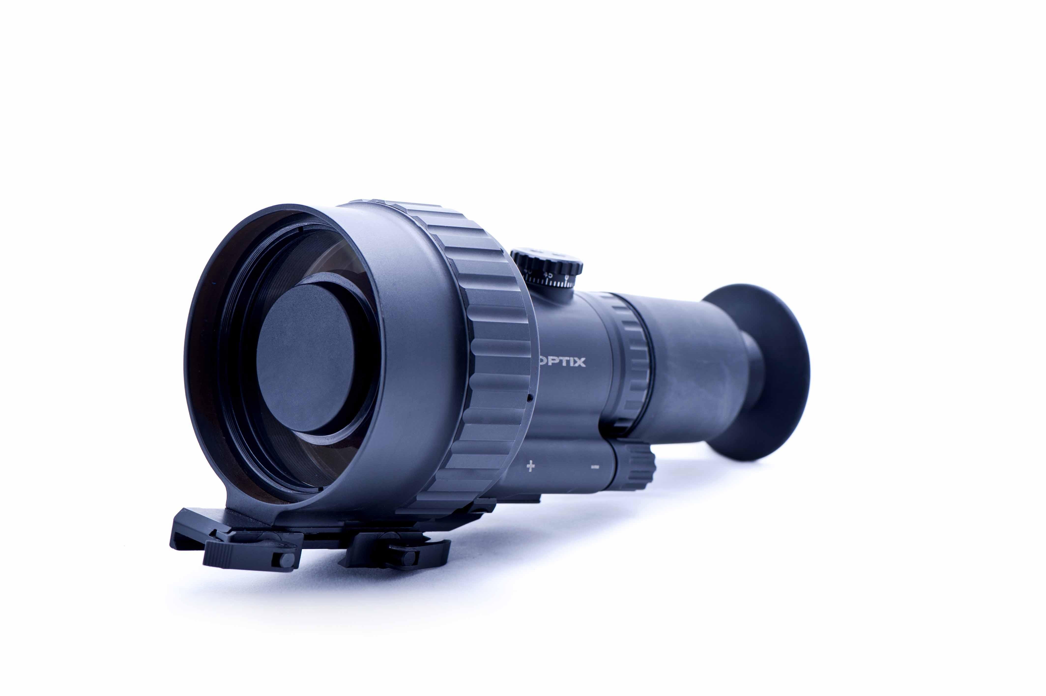 Zielfernrohr Mit Entfernungsmesser : Optix ons 4v nachtsicht zielfernrohr